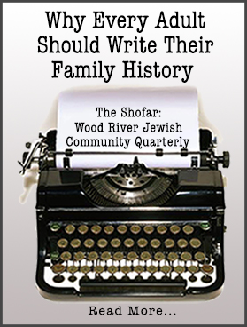 Why Every Adult Should Write Their Family History