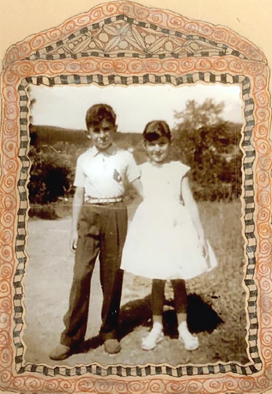 Marlene and Jack